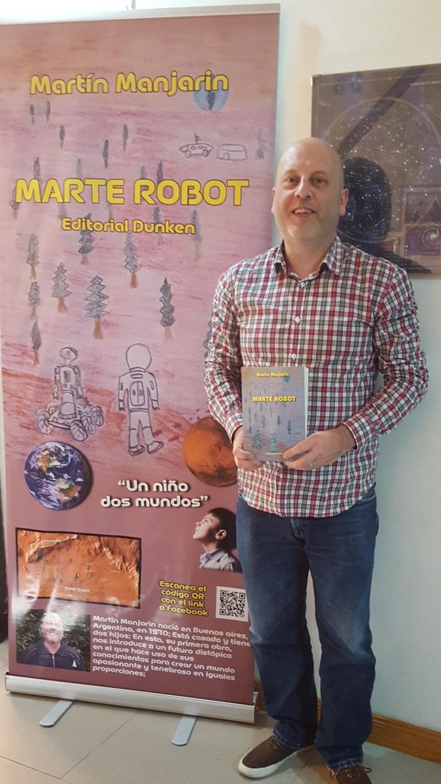 Presentación Marte Robot
