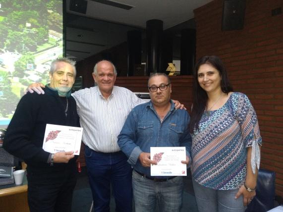 Premios Navarro Norberto y Quintana Ruben