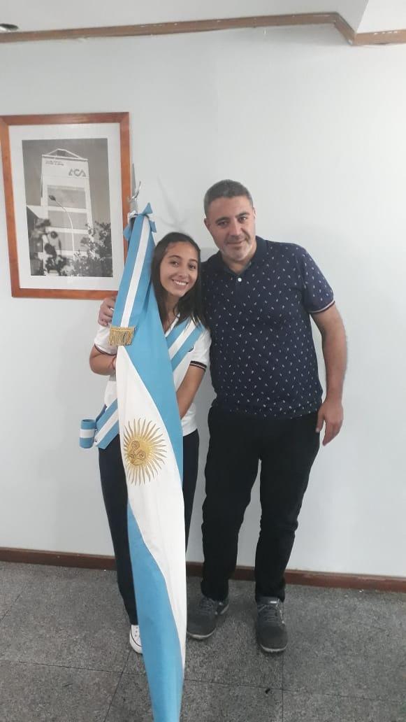 Lourdes y Alejandro Carana