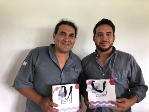 Asistencia Perfecta - Godoy Juan y Farias Jhonatan