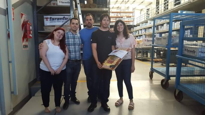 Premio Mejor Produccion - Mauricio Monzon